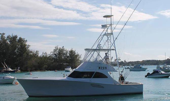 Bermuda fishing fishing for Fishing in bermuda