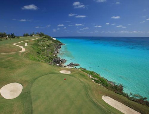 Growing  the game of Golf in Bermuda