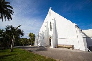 Anglican: Christ Church Devonshire