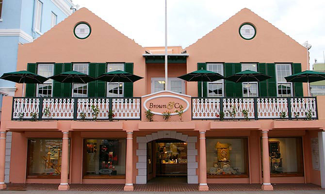 Brown & Co. Bermuda