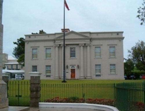 Bermuda Cabinet House