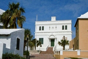Bermuda Old State House