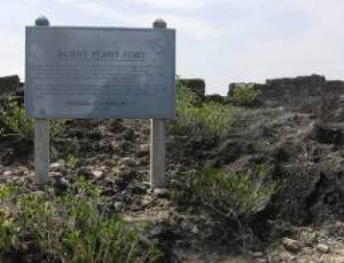 Burnt Point Fort