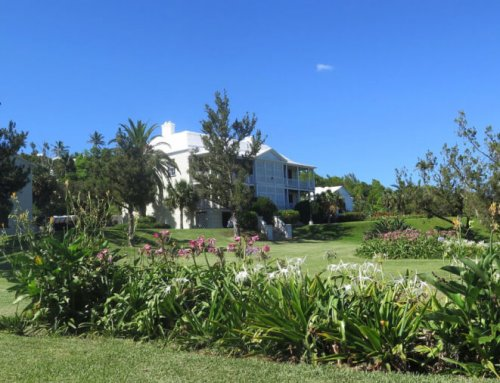Camden House – Bermuda Botanical Gardens