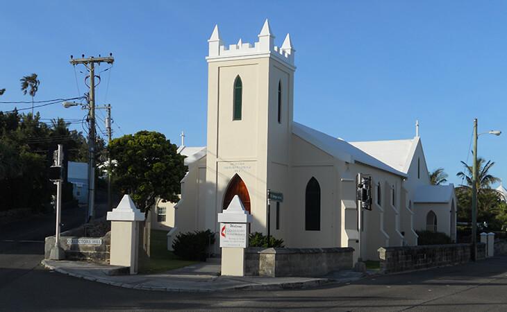 Wesleyan Centenary United Methodist Church