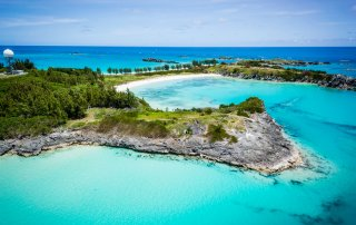 Cooper's Island Nature Reserve Bermuda