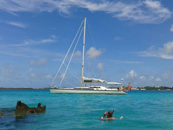 Escape Yacht Charters
