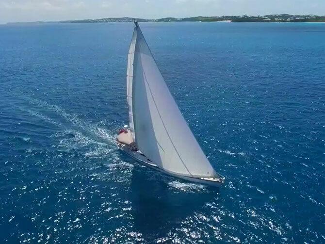 Escape Yacht Bermuda