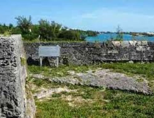 Ferry Island Fort