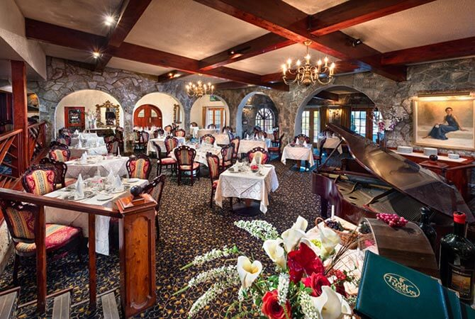 Fourways Inn Restaurant