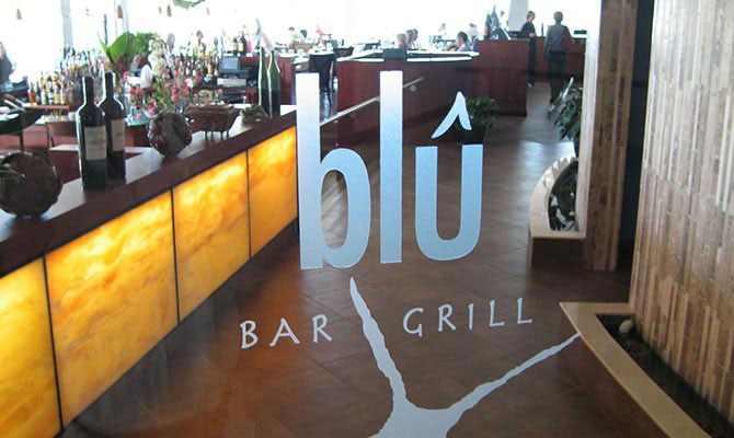 Blu Bar and Grill
