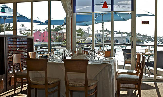 The Harbourfront Restaurant