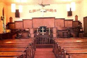 African Methodist Episcopal (AME): Heard Chapel AME Church