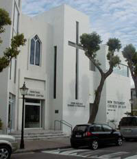 New Testament Church of God: Heritage Worship Centre