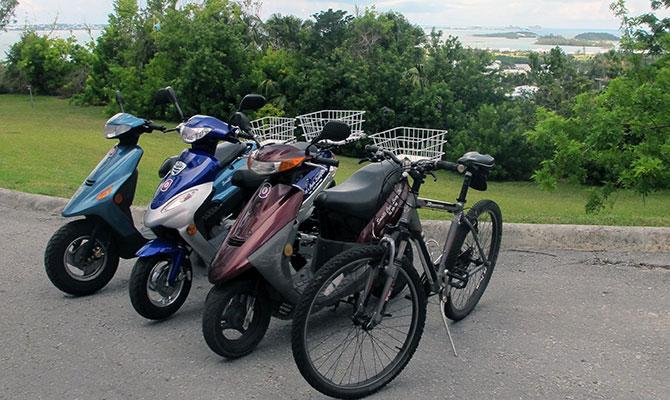 Bermuda Cycle Tours