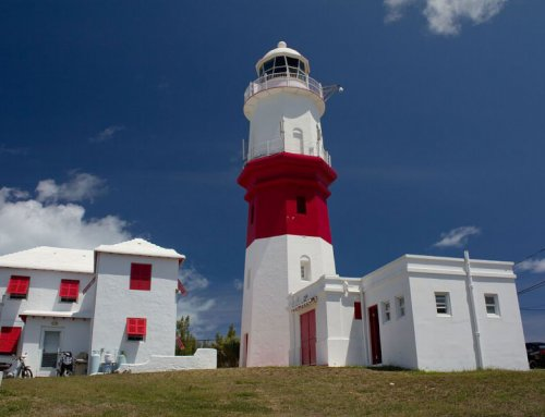 St. David's Lighthouse Bermuda