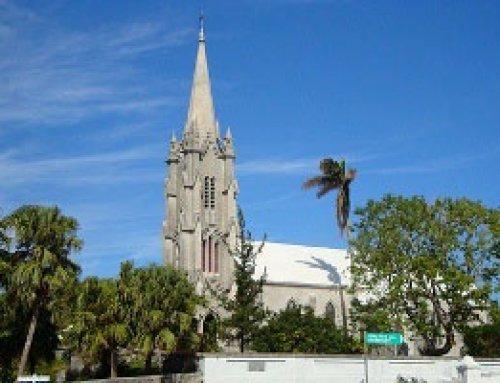Anglican: St. Mark's Church