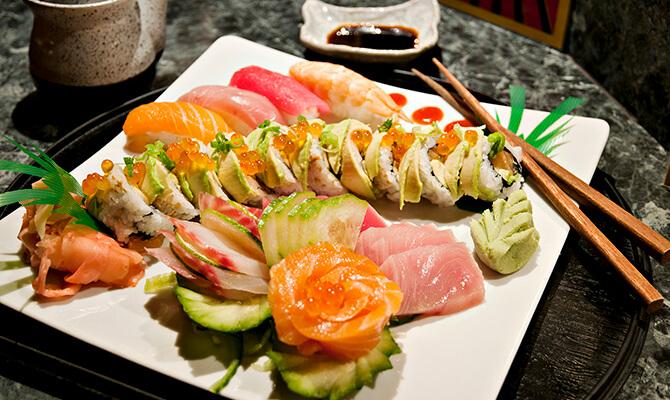 Yashi Sushi