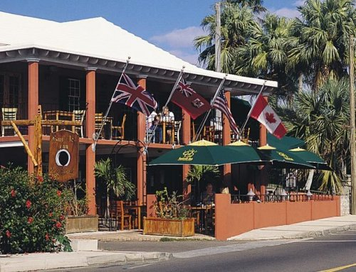 Swizzle Inn – Bailey's Bay