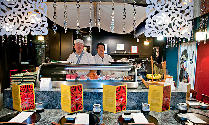 Yashi Chefs