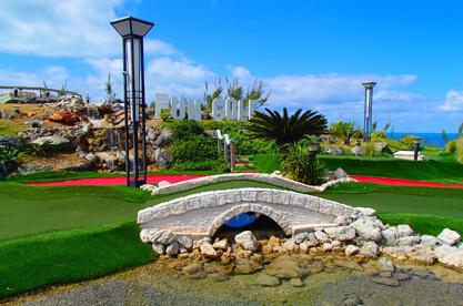 Bermuda Fun Golf