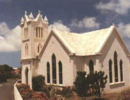 African Methodist Episcopal (AME): St. Luke's AME Church
