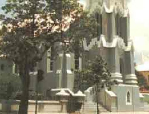 African Methodist Episcopal (AME): St. Paul's AME Church