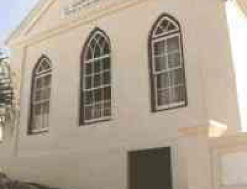 African Methodist Episcopal (AME): St. John's AME Church