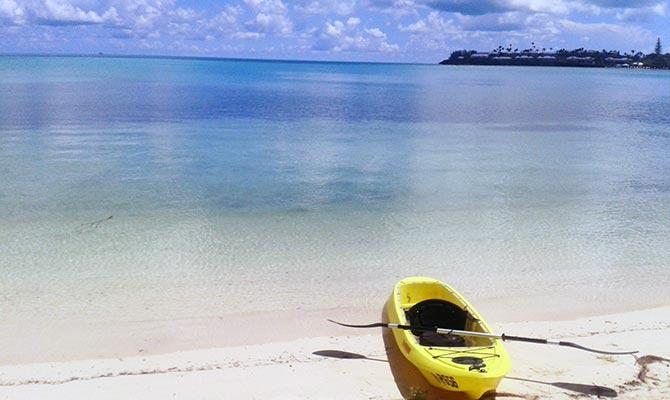 Crystal Clear Kayaks