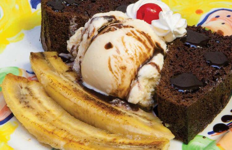 Speciality Inn Dessert
