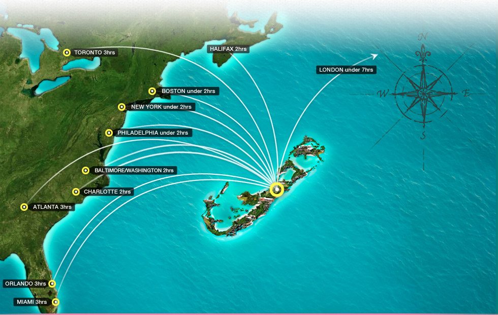 Bermuda S Parishes Bermuda Com Your Portal To