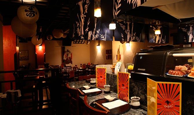 Yashi Sushi Bar