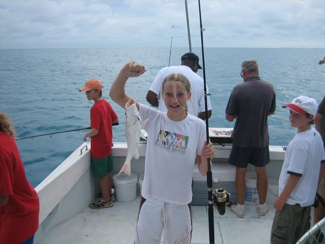Baxters Reef Fishing Bermuda