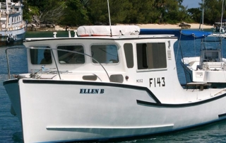 Baxters Reef Fishing