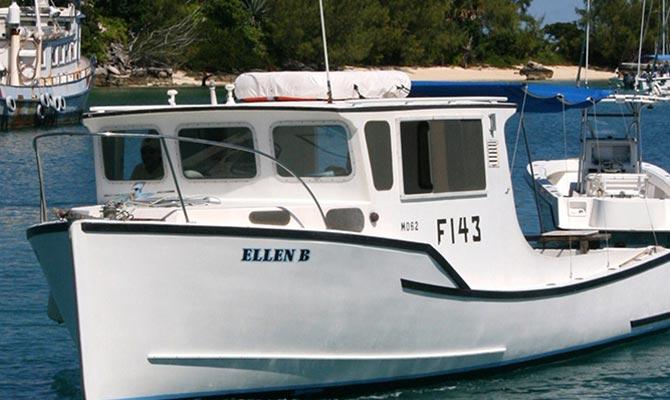 Baxters Reef Fishing