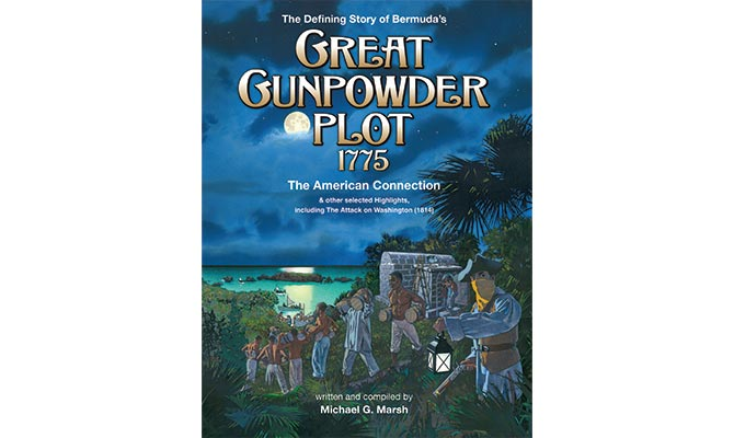 gunpowder plot the defining story bermuda
