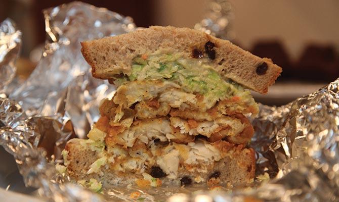 A Bermudian Tradition - The Art Mel's Fish Sandwich Bermuda