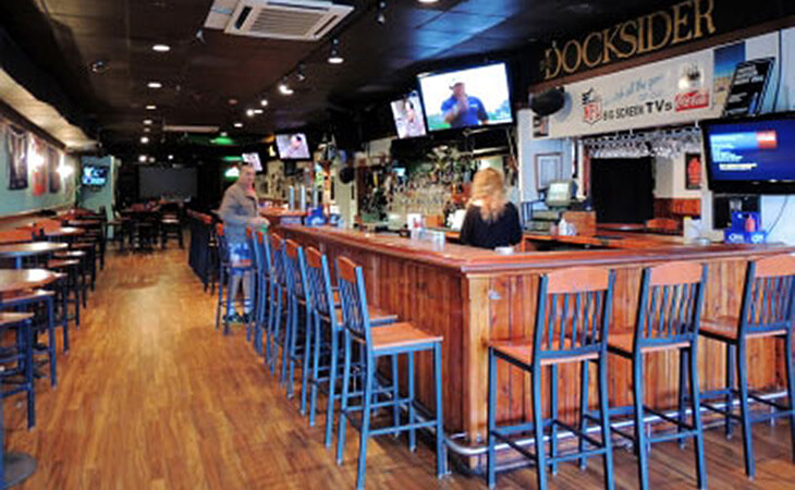 Docksider Pub and Restaurant Bermuda