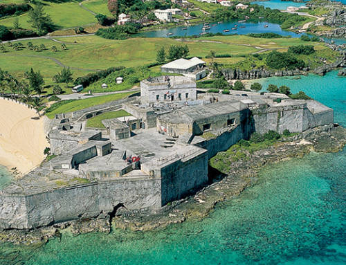Bermuda's Forts