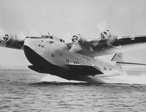 Do you know… About the Transition from Flying Boats to Land Planes ?