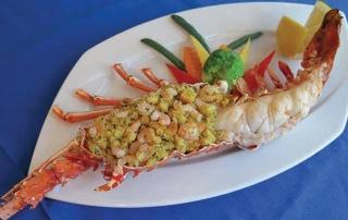 Lobster season in bermuda