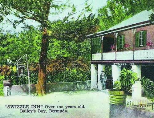 Tales of Rum Swizzle & The Queen of Bermuda
