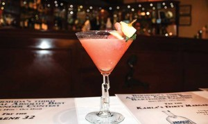 Absolut Bartenders Finals, 4th Place