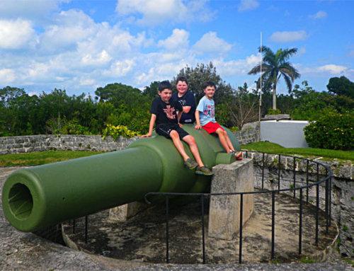 Inland Adventures in Bermuda