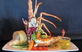 Bermuda Lobster
