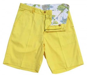 Bermuda Shorts are perfect all year round.
