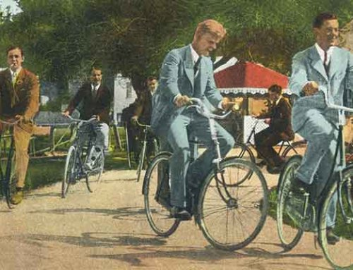 Bermuda History: The Age of the Bicycle