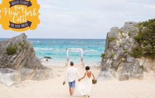 Destination Weddings in Bermuda