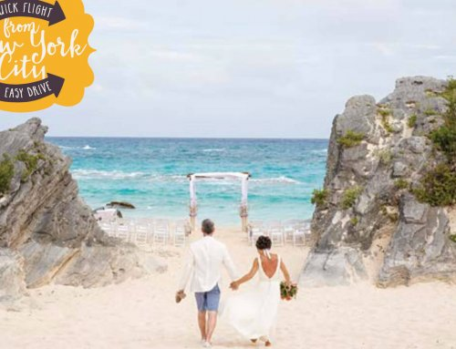 Destination Weddings in Bermuda