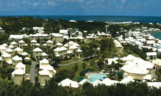 The St Georges Club Bermuda